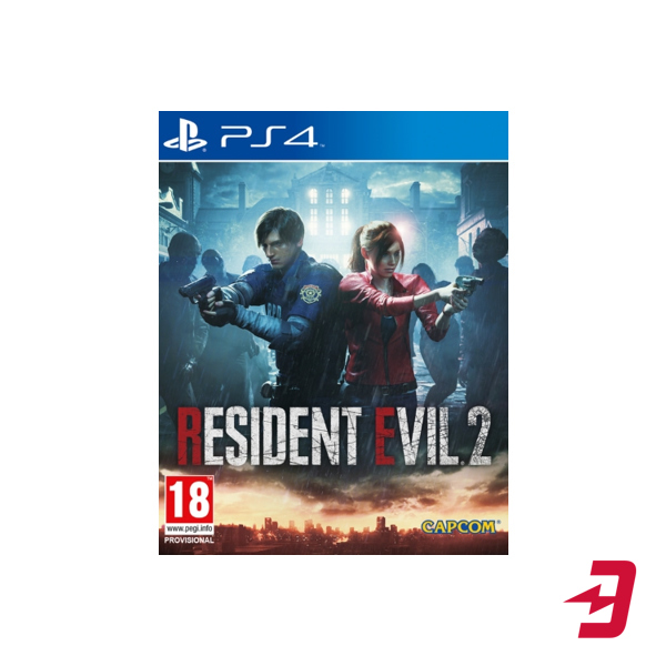 Игра для PS4 Capcom Resident Evil 2 фото